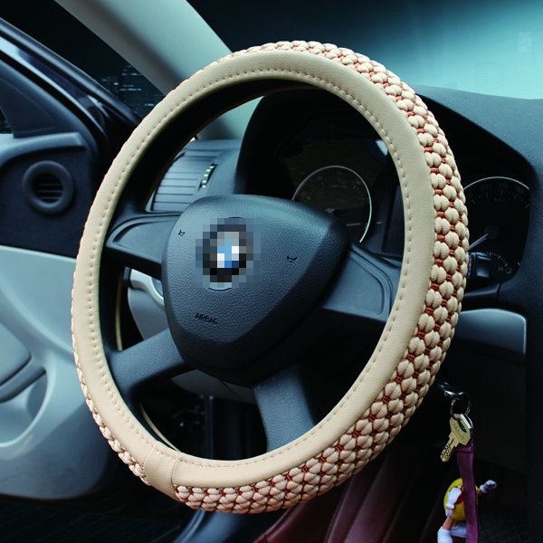 Extravagant And Veiled Style Steering Wheel Covers