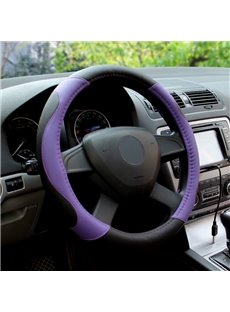 Superior Quality PU Material Steering Wheel Covers
