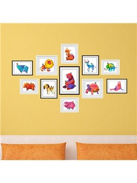 Hot Sale Amazing Cute Animal Pattern Wall Art Prints