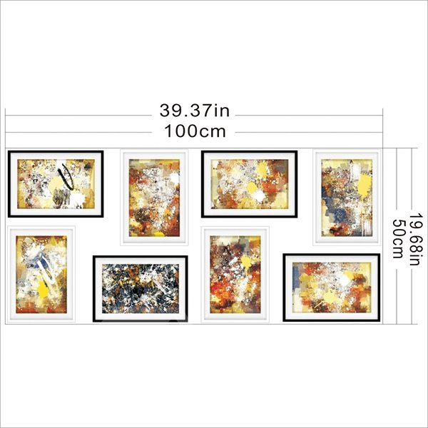Hot Sale Amazing Oil Painting 3D Wall Art Prints