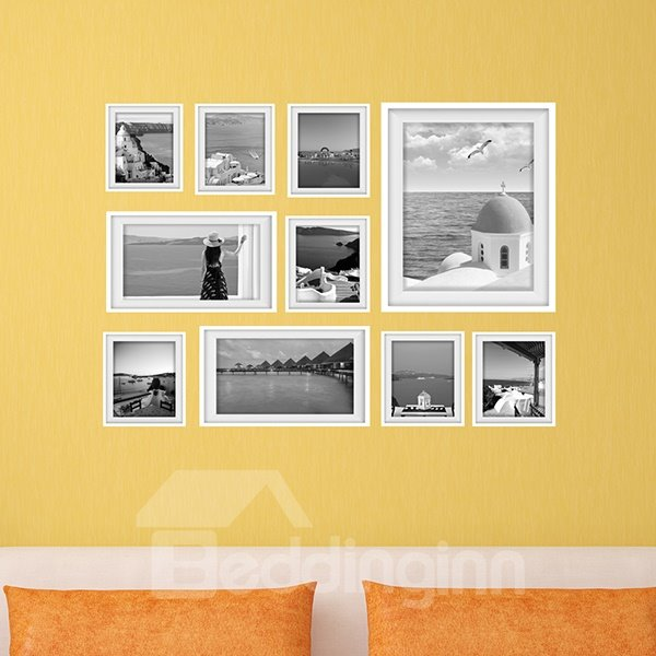 New Arrival European Scenery 3D Wall Art Prints