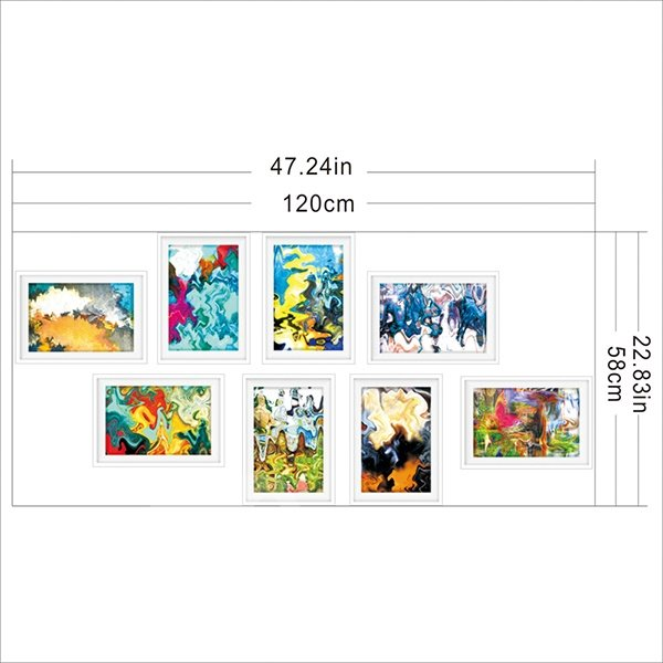 New Arrival Creative Oil Painting Wall Art Prints