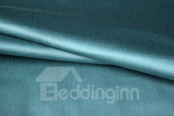 Purple Arabesque 4-Piece Active Print Bedding Sets with Cotton