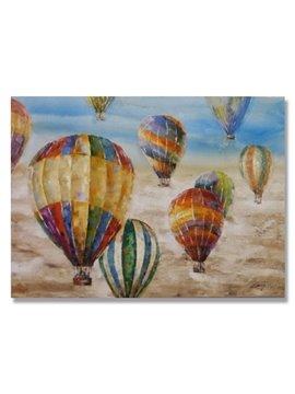 New Arrival Hand Painted Ballon Wall Art Prints