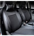 Simple And Solid Ice Silk Material Car Seat Cover