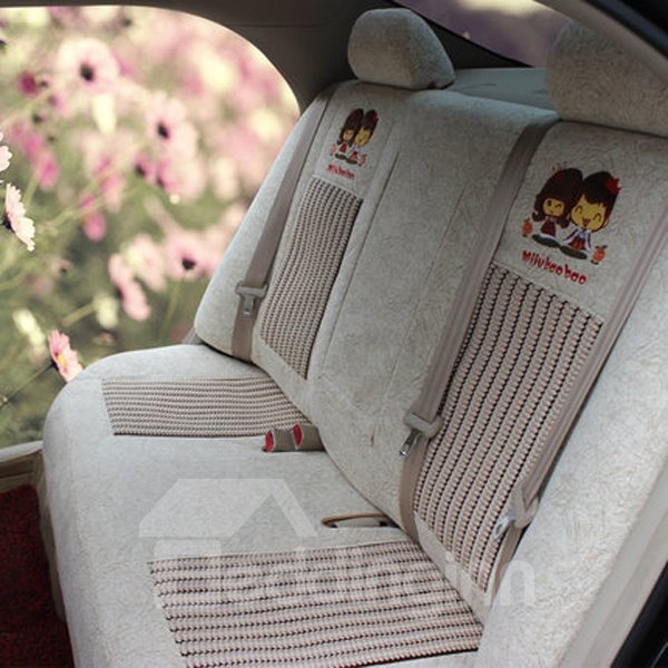 Fairy Tale And Cartoon Patton Car Seat Cover