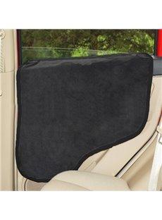 Prevent Dirty And Slip Waterproof Practical Car Door Mat