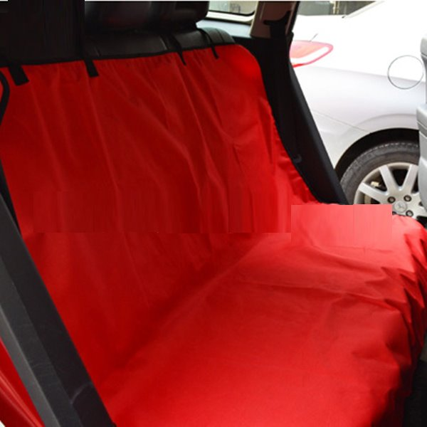 Single Rubber Band And Prevent Dirty Pet Seat Mat