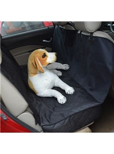 Oxford Cloth Material And Classic Style Pet Seat Mat