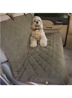 Hook Up Style Rear Pets Seat Mat