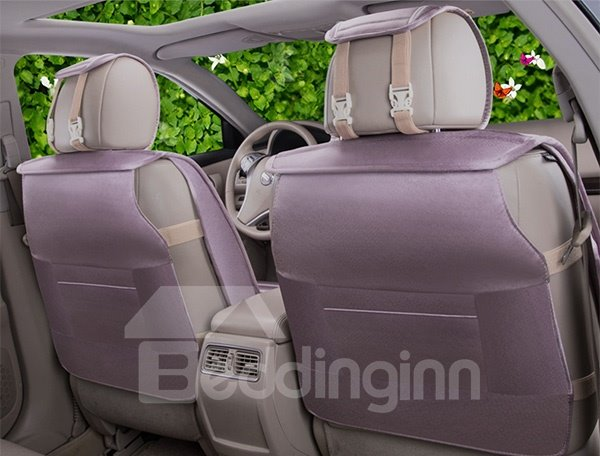 Summer Ice Silk Material And Good Breath performance universal seat covers