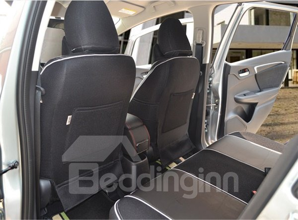 Classic Sport Style And Leather Material Car Seat Cover