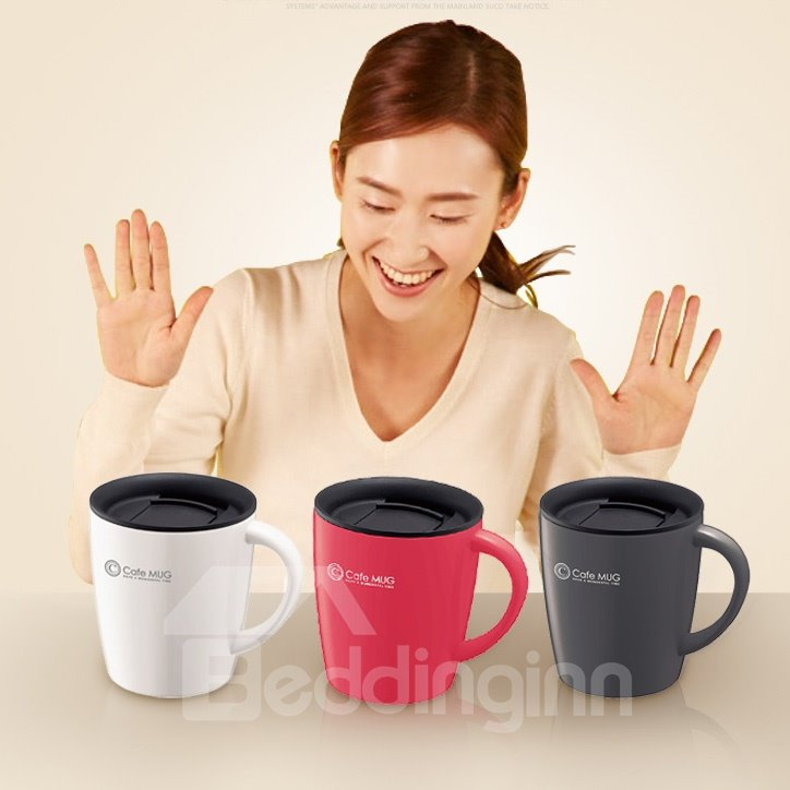 Practical Stainless Steel Heat Preservation Cups and Mugs