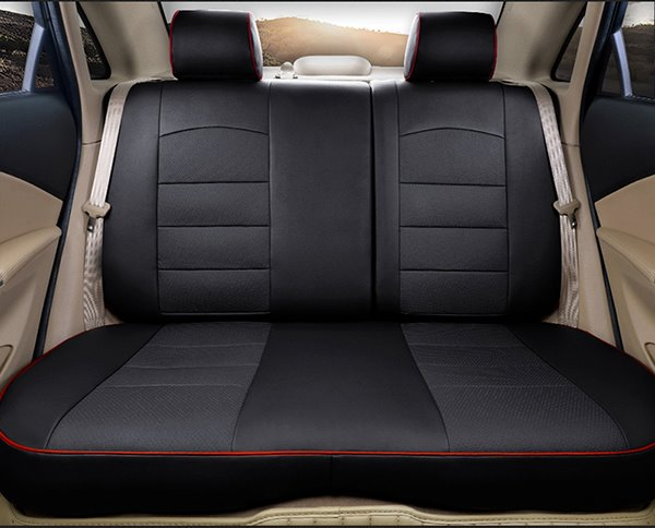 Super Luxurious And Classic Leather Material Car Seat Cover