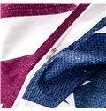 Special Sports Champion Design 4-Piece Cotton Duvet Cover Sets