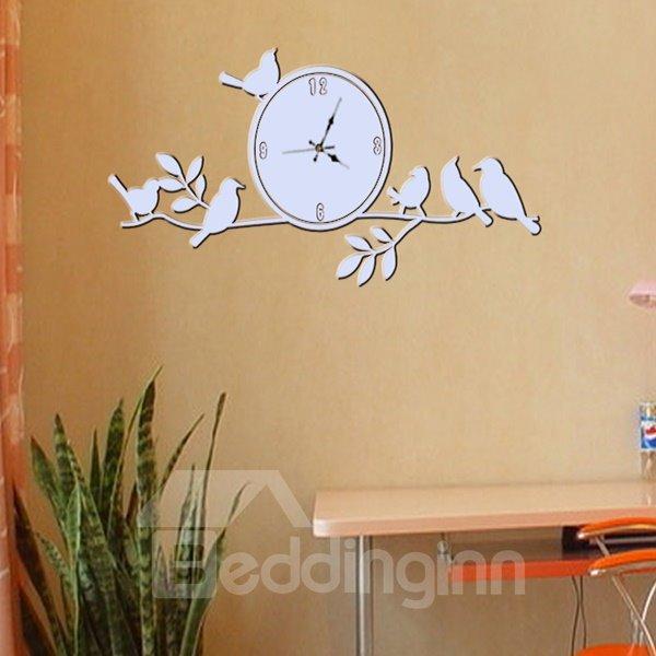 Beautiful Countryside Style Birds Wall Art Stickers