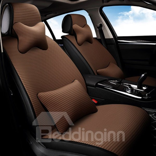 A Variety Of Solid Business Style And Universal Car Seat Cover