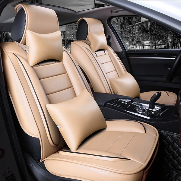 Classic Business Series Super Popular Universal Five Car Seat Cover