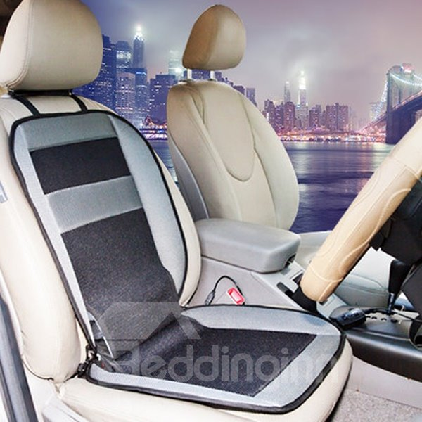Heating and Cooling Even Massage Summer Universal Car Seat Mat
