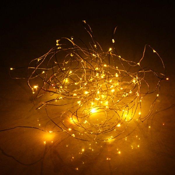 Decorative 10-meter Indoor Outdoor String LED Lights