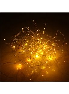 Decorative 10-meter Indoor Outdoor String LED Lights