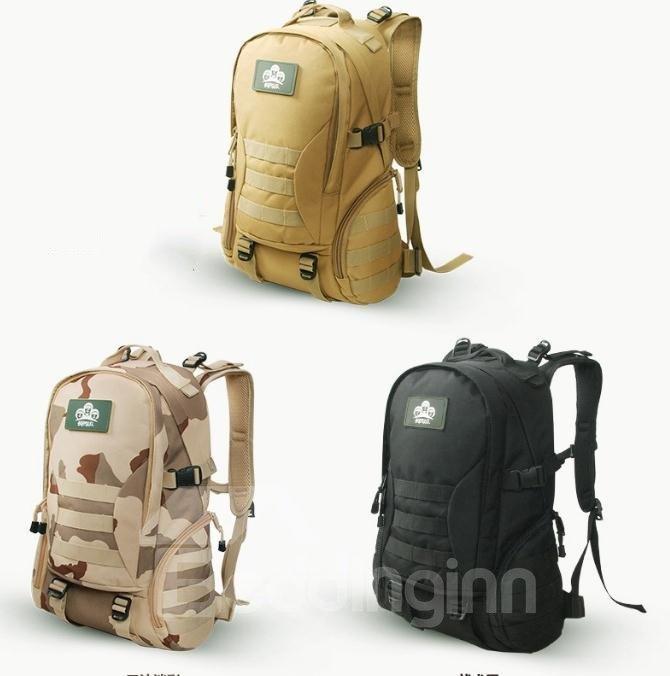 35L Outdoor Waterproof Backpack Man