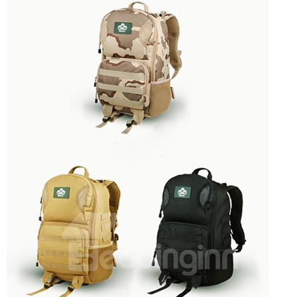 35L Multi-functional Waterproof Backpack Hiking Camping Travel Day pack