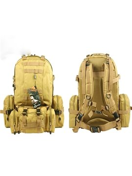 50L Outdoor Waterproof Bag Combined Backpack Multi-functional High-capacity Day pack