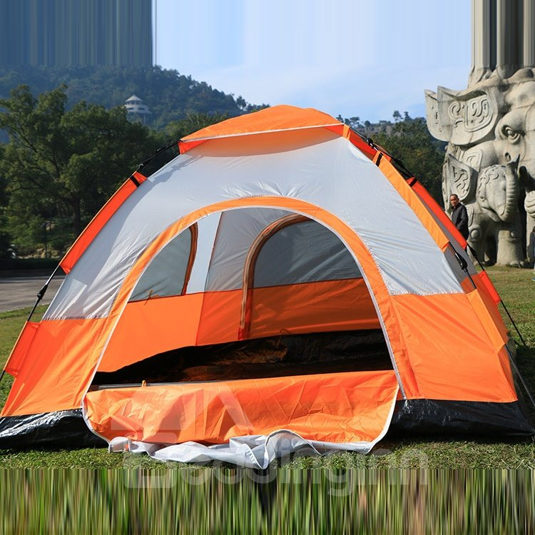 3-4 Person Windproof Outdoor Hiking and Camping