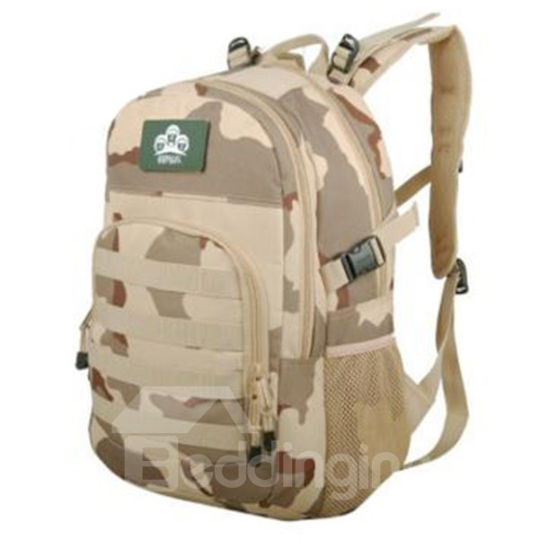 40L Unisex Outdoor Day pack Multi-functional Hiking Camping Travel Water-proof Backpack