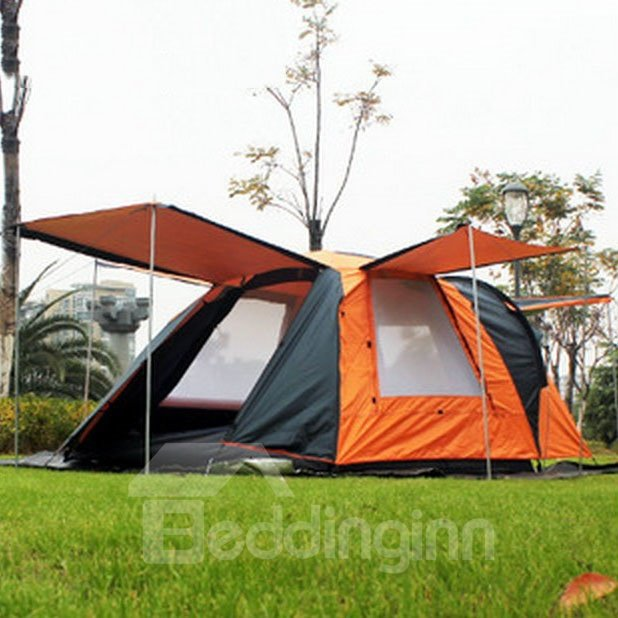 3-4 Person One Bedroom Waterproof and Windproof