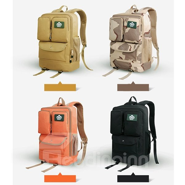 35L Light-weight Outdoor Backpack Multi-functional Hiking Camping Travel Day pack