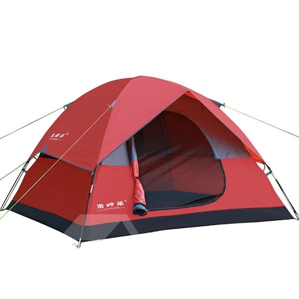 Double Layer Camping Hiking Outdoor Hydraulic Pressure Instant Tent