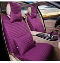 A Variety Of Classic Solid Color Universal Car Seat Cover