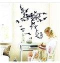 Elegant Simple Style Woman Pattern Wall Sticker