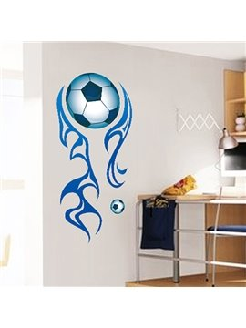 Creative Home Decorative Football Pattern Wall Sticker