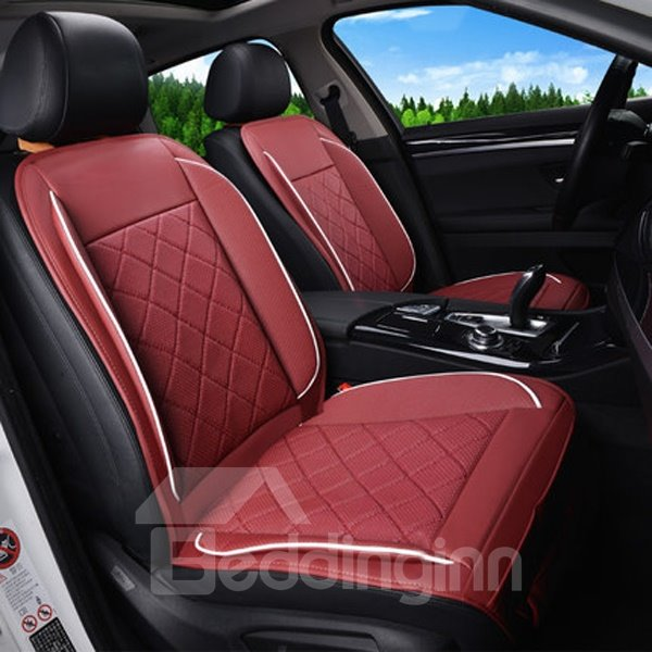 3D Stereoscopic Solid Style PU Material Car Seat Cover