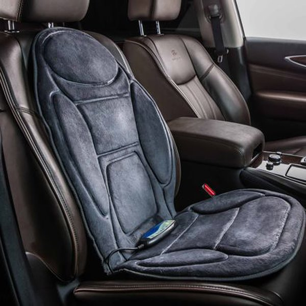 Classic Business Electric Massage And Heating Universal Car Seat Mat
