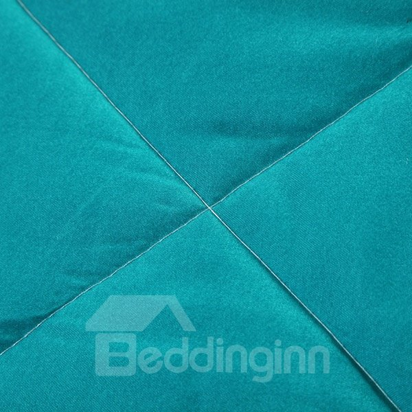 Modern Unique Contrast Color Soft Polyester Quilt