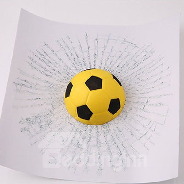Three-Dimensional Realistic Spherical Universal Car Sticker