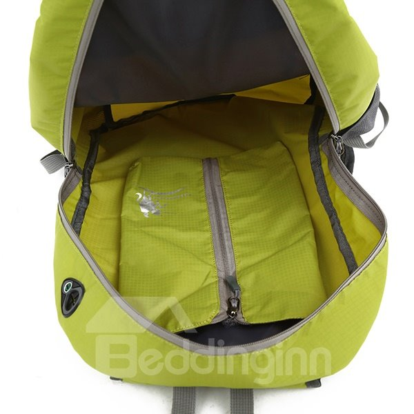 35L Totem Waterproof Foldable Nylon High Capacity Outdoor Backpack
