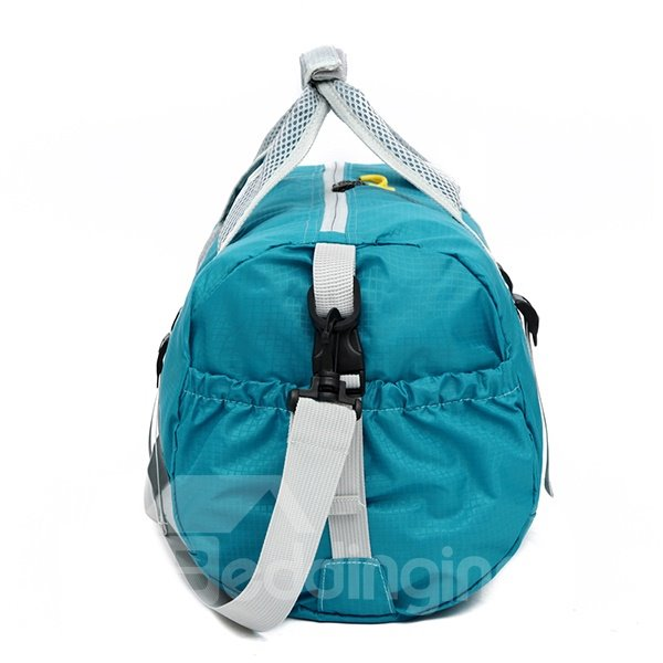 20L Fashion Outdoor Fitness and Sports Foldable Waterproof Resistant Nylon Handbag