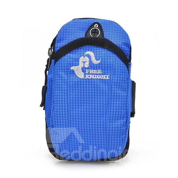 6 Inches Outdoor Running Sports Gear Waterproof Phone Bag Wrist Bag