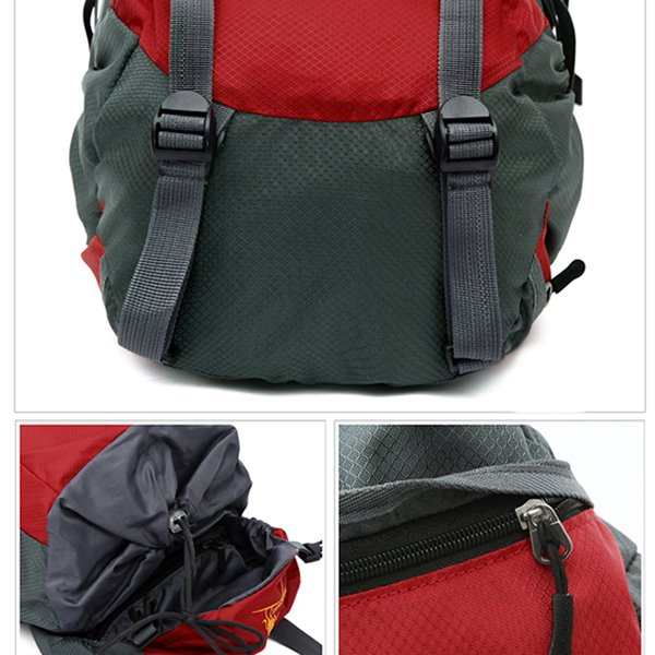 70L Extra High Capacity Nylon Hiking Camping Travel Outdoor Backpack