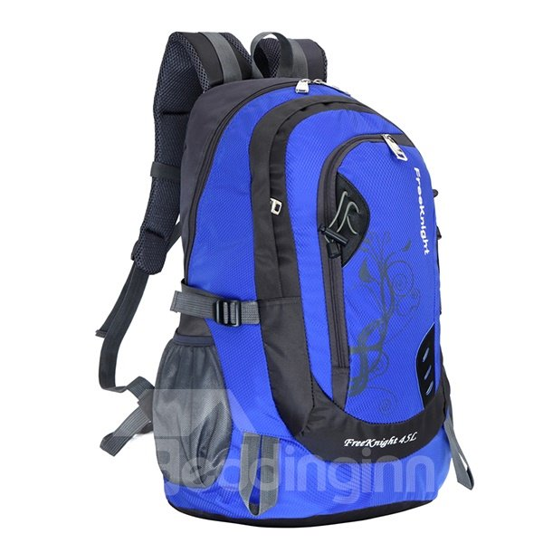 45L Multi-functional Colorful Outdoor Hiking Camping Cycling Backpack