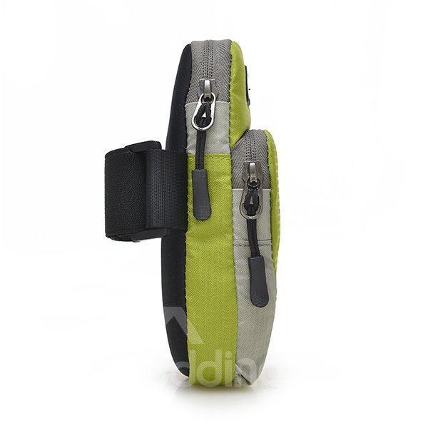 6 Inches Waterproof Running Outdoor Camouflage Phone Bag Wrist Bag