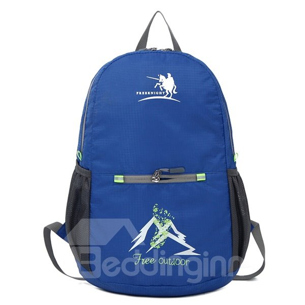 Foldable Lightweight Outdoor Cycling Hiking Camping Nylon Waterproof Backpack