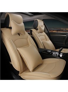 Super Cost-Effective Leather Material Universal Car Seat Cover