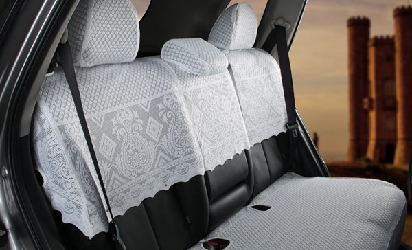 Half A Pack And Comfortable Lace Material Universal Car Seat Cover