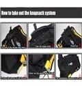 Outdoor Strip Bag Camping Trekking Hiking Multi-function Backpack